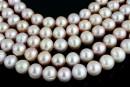 Perle de cultura - 8.5mm, mov - lila