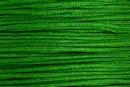 Snur matase cu guta, pentru bratari, verde, 1mm - x5m
