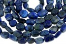 Lapis Lazuli, free form, 9-11mm