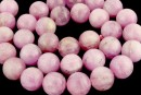 Pink kunzite, A+grade, natural, round, 11.5mm