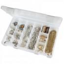 Cutie antitarnish pentru depozitare accesorii, 27.5x18cm