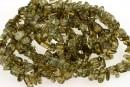 Crackle oliv intens - chips, 87cm