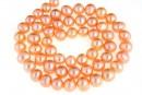 Perle de cultura - 7-7.5mm, rose