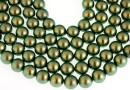 Perle Swarovski, iridescent green, 4mm - x100
