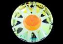 Swarovski, pandantiv Sun frosted, aurore boreale, 19mm - x1
