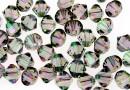Swarovski, margele bicone, paradise shine, 6mm - x10