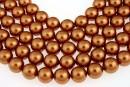 Perle Swarovski, copper, 14mm - x2