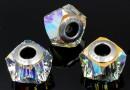 Swarovski, becharmed helix aurore boreale, 14mm - x1