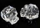 Swarovski, margele Panther crystal, 19mm - x1