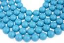 Perle Swarovski, turquoise, 16mm - x1