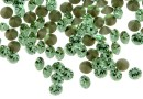 Swarovski, chaton pp21, chrysolite, 2.8mm - x20