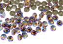 Swarovski, chaton pp21, light col. topaz shimmer, 2.8mm - x20