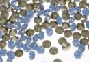 Swarovski, chaton PP18, air blue opal, 2.5mm - x20