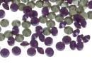 Swarovski, chaton PP18, cyclamen opal, 2.5mm - x20