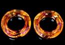 Swarovski, pandantiv cosmic ring, astral pink, 20mm - x1