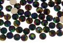 Swarovski, hotfix, ss10, rainbow dark, 2.7mm - x20