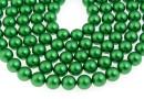 Perle Swarovski, eden green, 4mm - x100