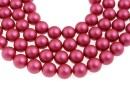 Perle Swarovski, mulberry pink, 2mm - x100