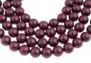 Perle Swarovski, elderberry, 10mm - x20