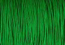 Snur matase cu guta, pentru bratari, verde iarba, 0.8mm - x5m