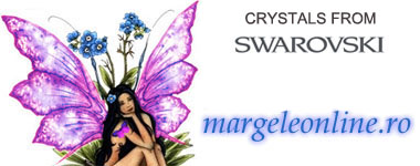 CRISTALE SWAROVSKI  -  PROMOTIE 20% | Fancy fantasy cushion Swarovski